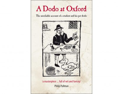A Dodo at Oxford cover