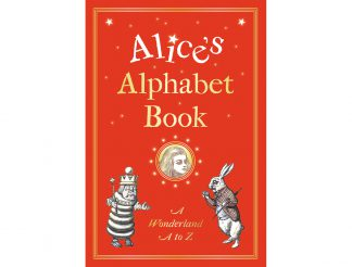Alice's Alphabet Book cover