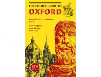 The Pocket Guide to Oxford cover