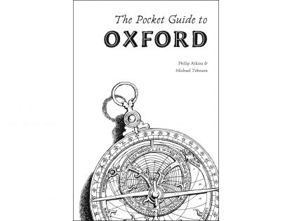 The Pocket Guide to Oxford title page